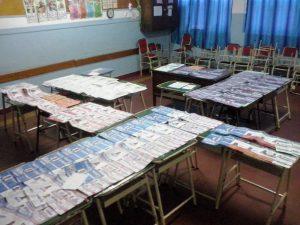 Elecciones Misiones 25 10 2015 Boletas cuarto oscuro - Particularidades de las elecciones del 22 de Octubre 19 octubre, 2017
