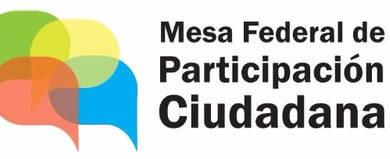 Mesa Federal de Participación Ciudadana