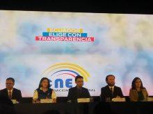 Idemoe observo elecciones en Ecuador