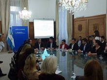 IDEMOE participó de Primera Mesa sobre financiamiento de los partidos políticos.