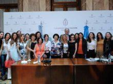 Se presentó en el Senado de la Nación el Índice de Paridad Política en Argentina.