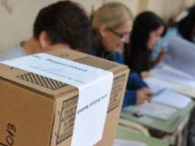 INFORME sobre Elecciones Generales Nacionales Primarias Abiertas Simultaneas  PASO