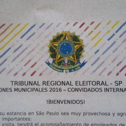 Elecciones Municipales de Brasil