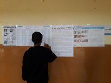 Particularidades de las elecciones del 22 de Octubre