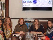 Encuentro con la Directora de Inclusión de OEA