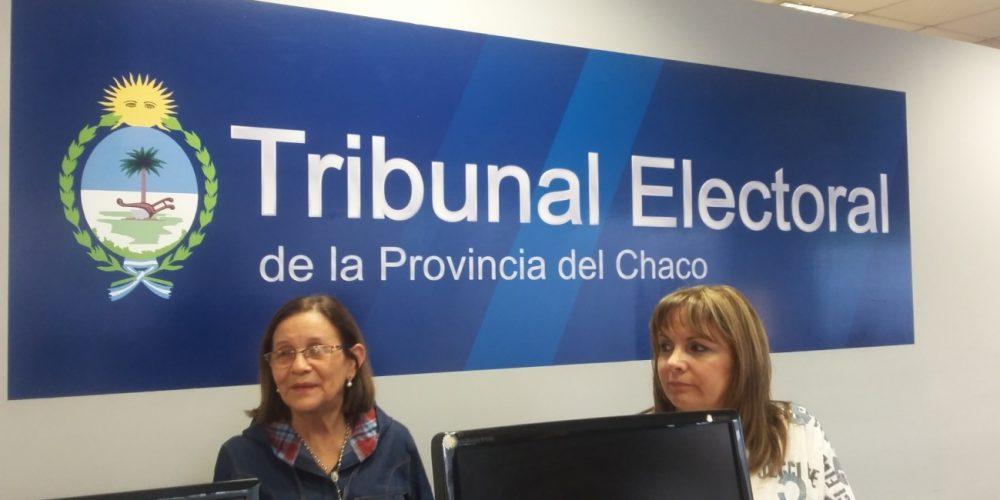 Informe Final de Observación Electoral: Elecciones Generales Chaco septiembre 2015