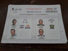 Observamos las elecciones presidenciales de Segunda Vuelta en Ecuador