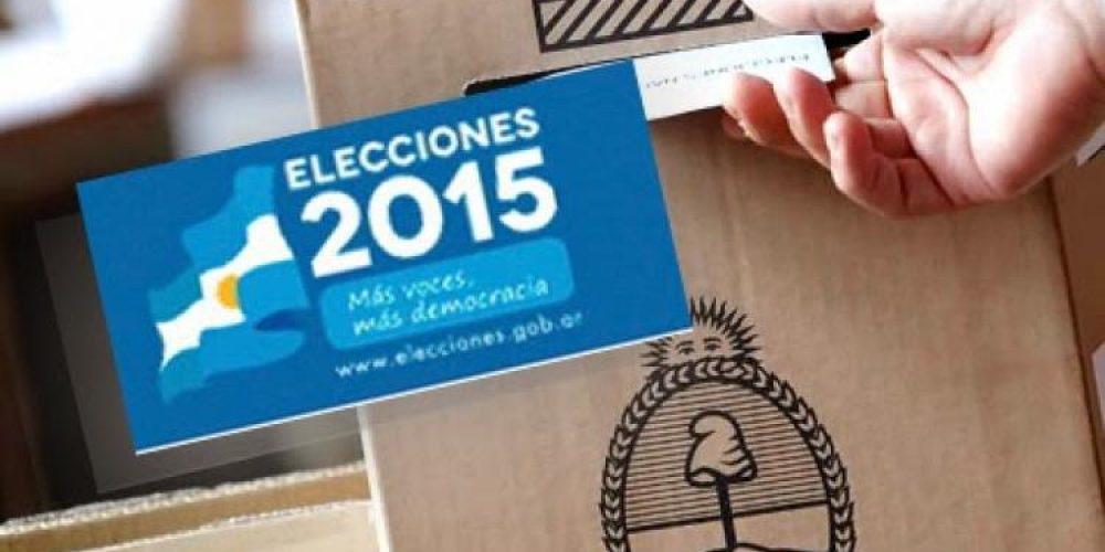Informe Preliminar de Observación Electoral: Elecciones Nacionales Primarias Abiertas Simultáneas y Obligatorias del 9 de Agosto 2015