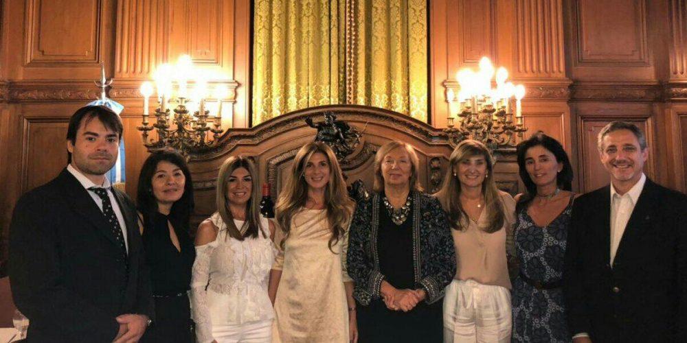 #8M Encuentro de Mujeres destacadas en el Senado