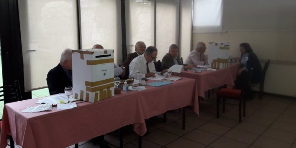Las singulares elecciones de autoridades en el Círculo de Legisladores