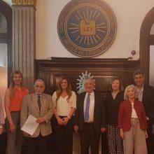Círculo de Legisladores de la Nación e IDEMOE firman Convenio