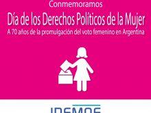 Día de los Derechos Políticos de las Mujeres