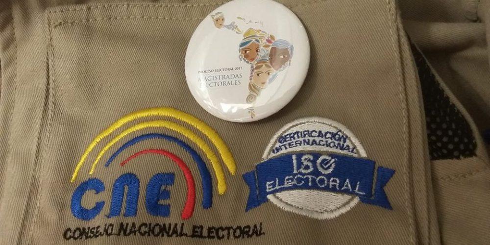 Domingo 2 abril, segunda vuelta electoral Ecuador