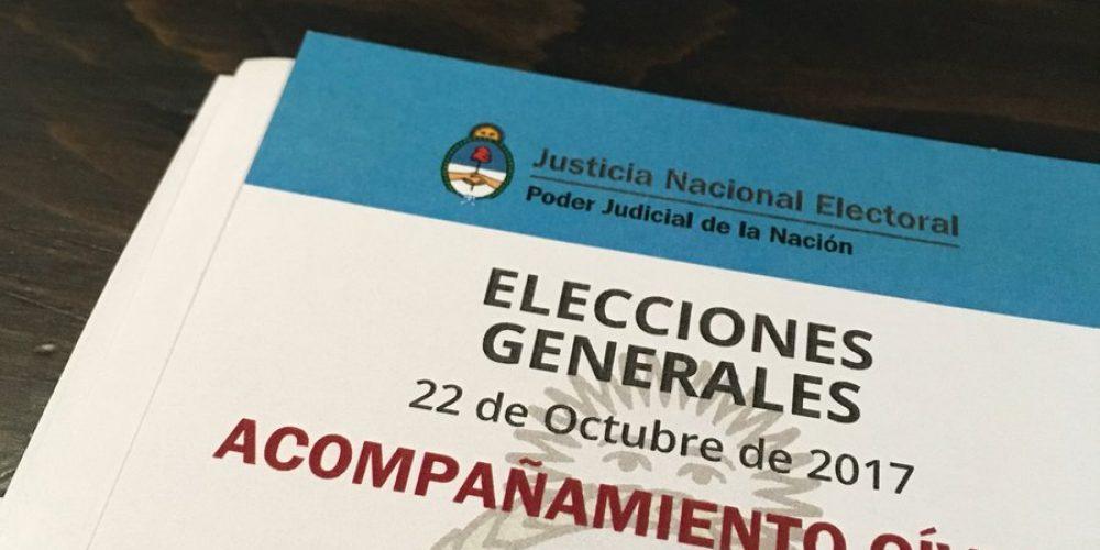 IDEMOE observará las elecciones en todo el país el domingo 22 de octubre