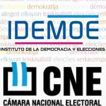 Convenio de Colaboración entre Cámara Nacional Electoral e IDEMOE