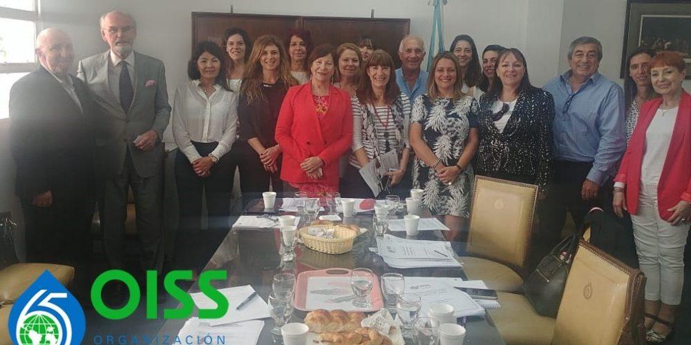 Género y Trabajo: IDEMOE en la OISS