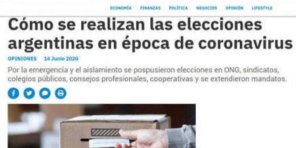 Covid-19 y las elecciones en el tercer sector (ONGs).