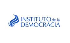 Instituto de la democracia Ecuador
