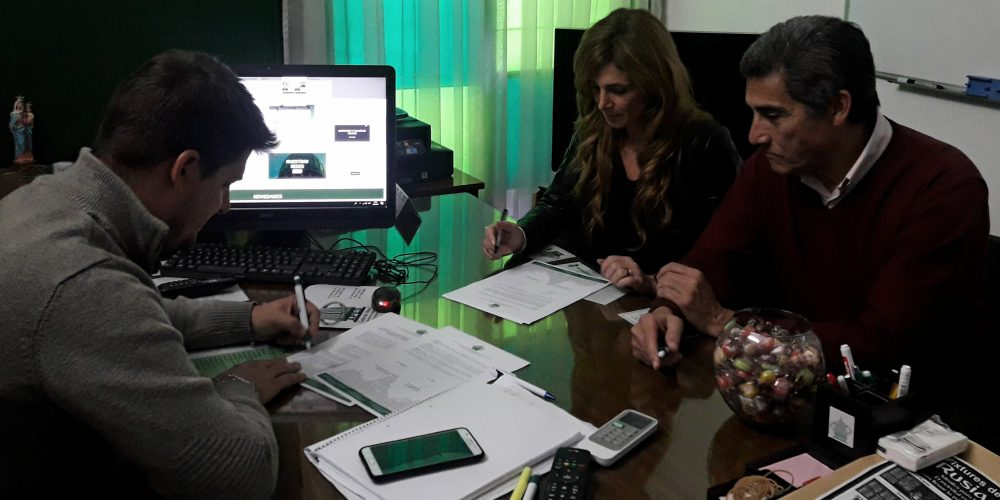 IDEMOE y la Asociación del Personal Superior del Congreso firmaron Convenio de Cooperación