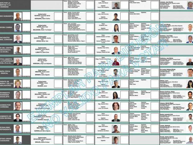 CÓRDOBA: IDEMOE OBSERVARÁ LAS ELECCIONES PROVINCIALES