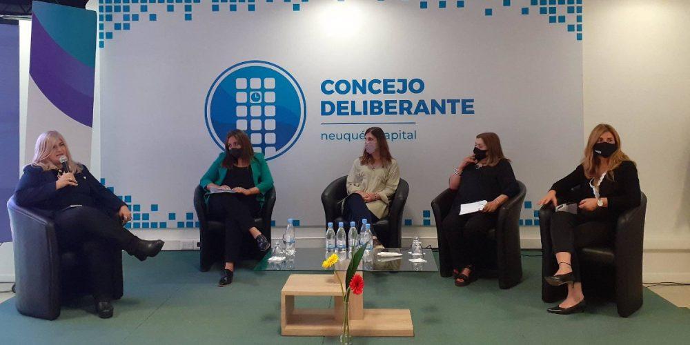 """IDEMOE en el conversatorio """"Necesidad y oportunidad de la enmienda de la Carta Orgánica Municipal"""" de la ciudad de Neuquén"""