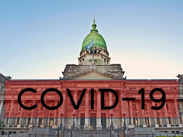 El Congreso y el Covid-19