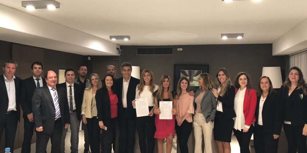 World Compliance Association e IDEMOE, Firman convenio