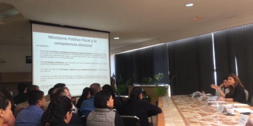 Acompañamos a FEPADE en despliegue en Elecciones de Estado de México