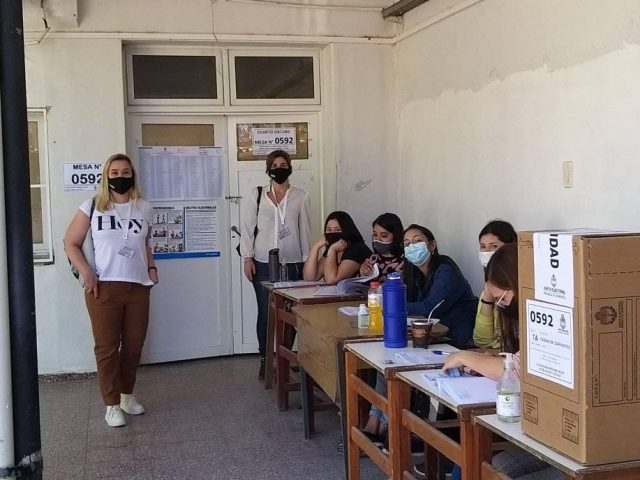 IDEMOE participo como  Observador Electoral en las Elecciones Generales Corrientes 2021