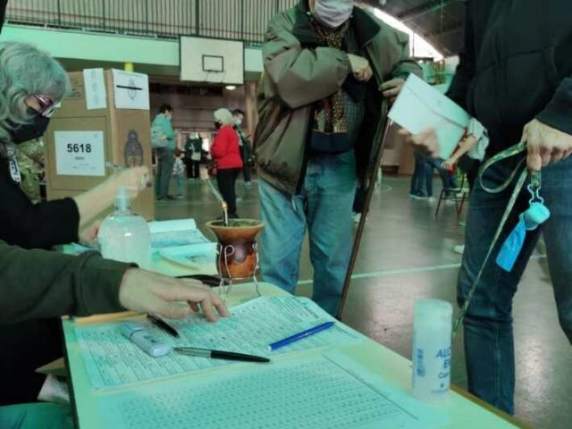 IDEMOE monitoreo las elecciones Primarias, Abiertas, Simultáneas y Obligatorias (PASO) 2021