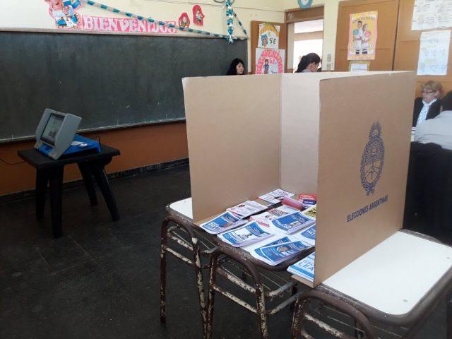 Observadores electorales de IDEMOE presentes en toda la Argentina