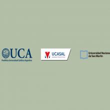 Firmamos convenios de colaboración con UnSAM, UCA  y UCASal