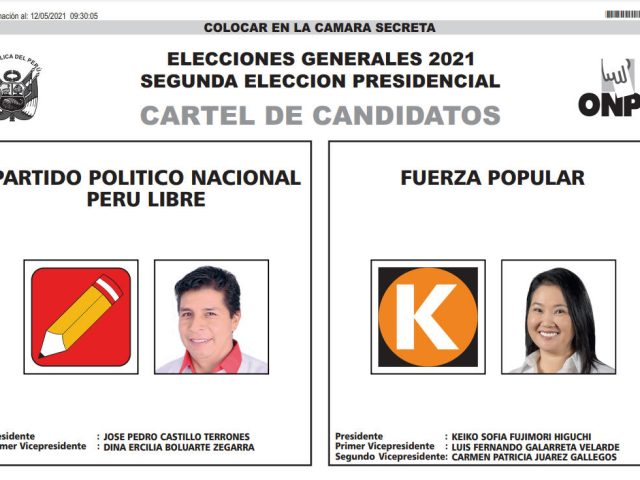IDEMOE observará la segunda vuelta de las Elecciones Generales de Perú 2021